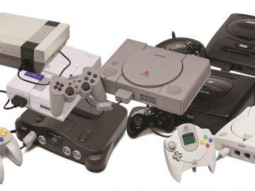 Vecchie console