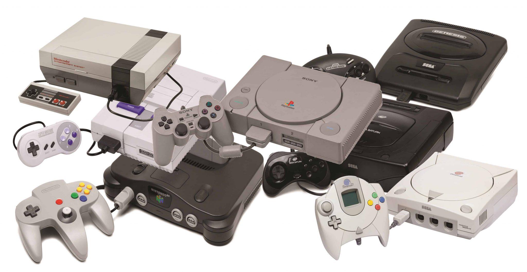10 vecchie console da rispolverare con annessi videogiochi thumbnail
