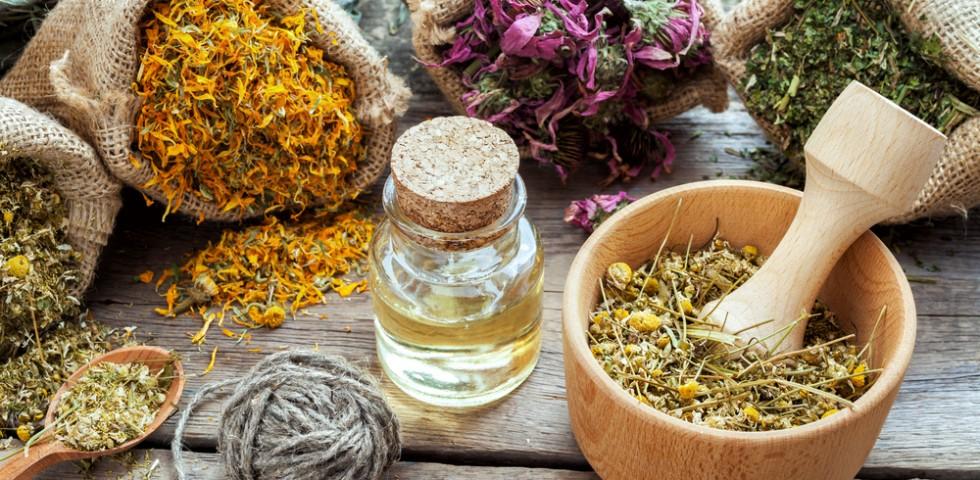 rimedi naturali allergia piante
