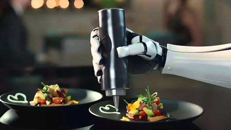 robot chef giappone