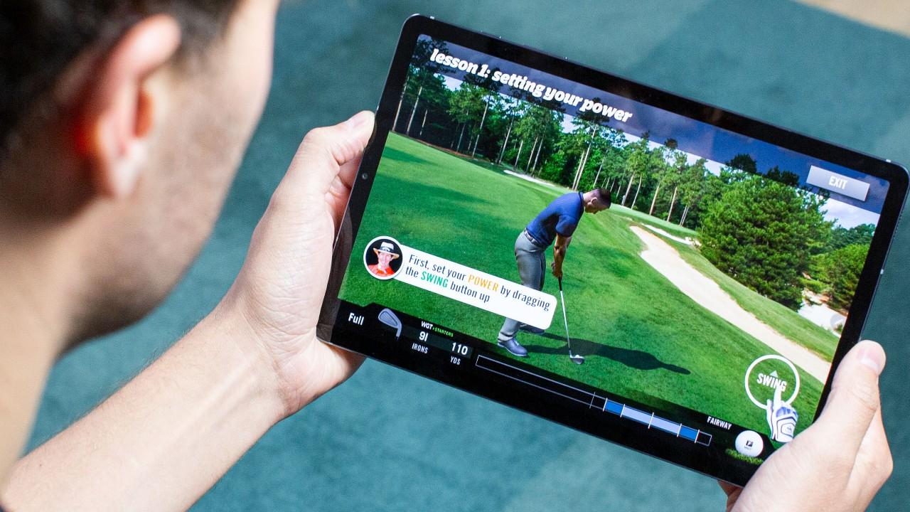 Android 10 fa capolino su Samsung Galaxy Tab S6 thumbnail