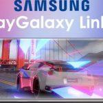 Samsung PlayGalaxy Link termine supporto