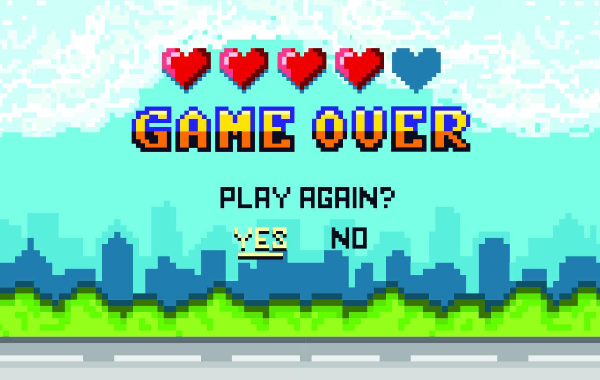 Game over. La partita è davvero finita? thumbnail
