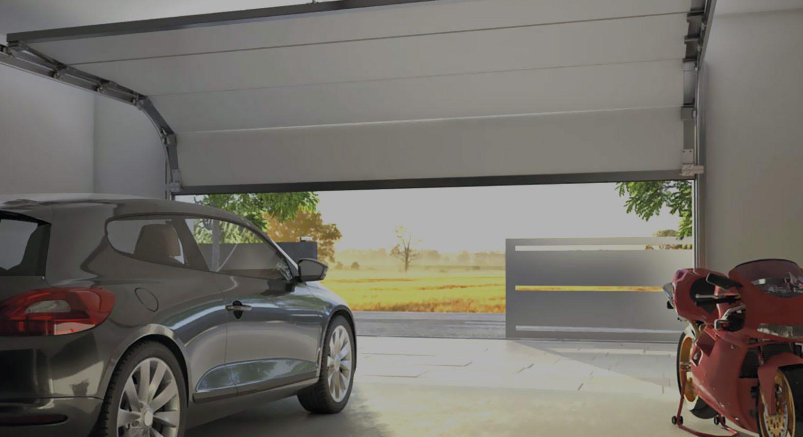 Porte del garage più intelligenti con Nice Spyrail thumbnail