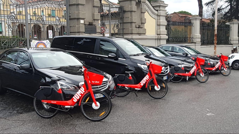 Uber dà uno strappo all'Ospedale Spallanzani di Roma thumbnail