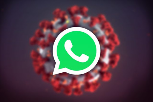 whatsapp coronavirus fake news