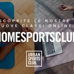 urban sports club palestra a casa