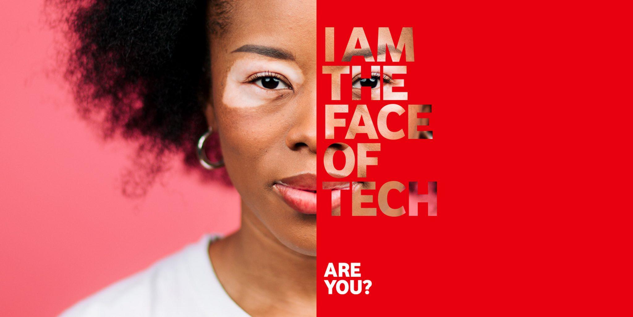 Vodafone lancia l'iniziativa #ChangeTheFace per promuovere l'uguaglianza thumbnail