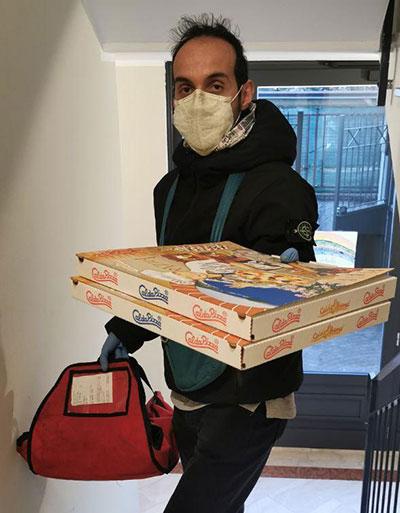 4 ristoranti pizza