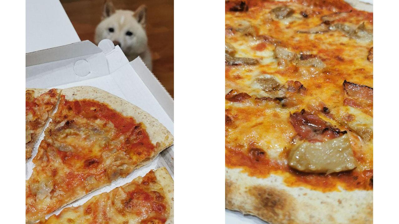 4 ristoranti pizza qualità del cibo