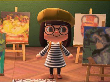 Animal Crossing New Horizons arte