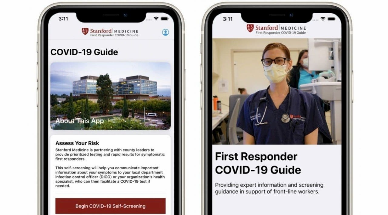 Apple e Stanford collaborano contro il COVID-19 thumbnail