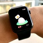 Apple Watch Tamagotchi Nomi