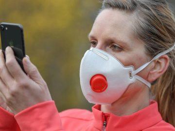 Apple iPhone sblocco mascherina copertina