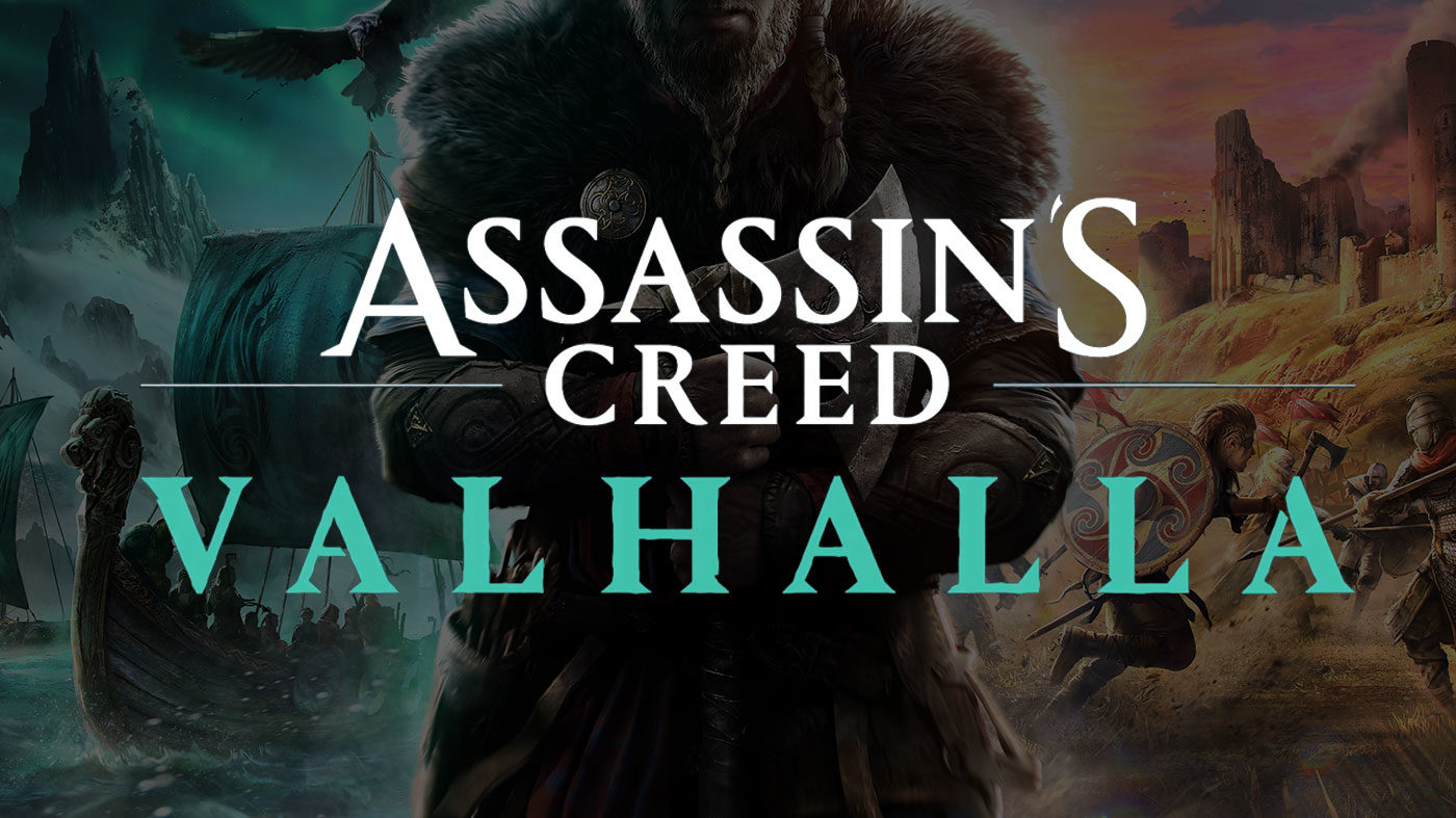 "Assassin's Creed Valhalla annunciato in un ""dipinto"" thumbnail"