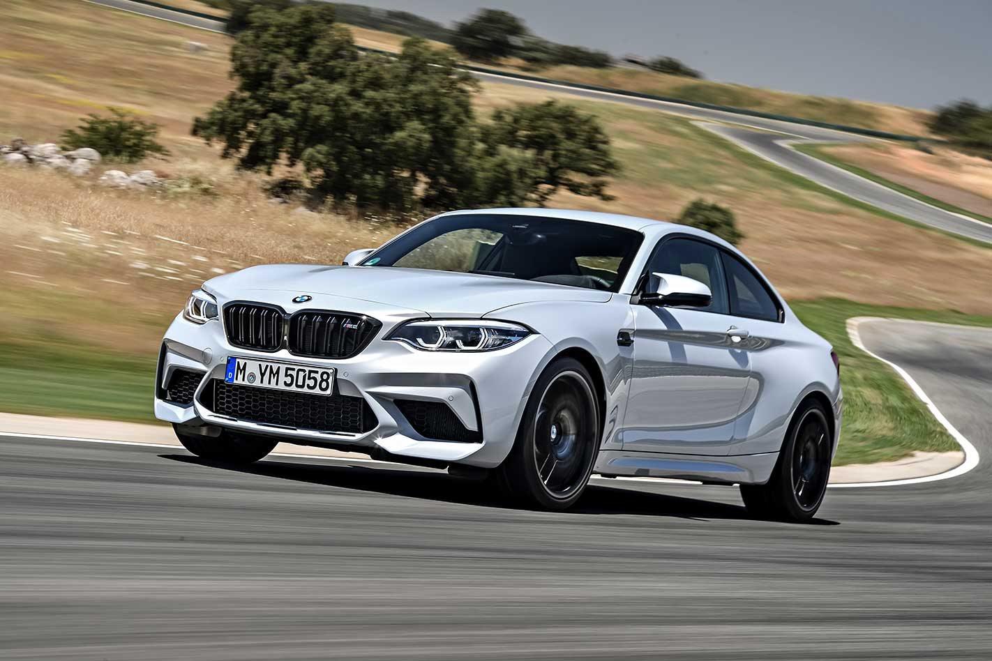 Auto ferma BMW M2 1