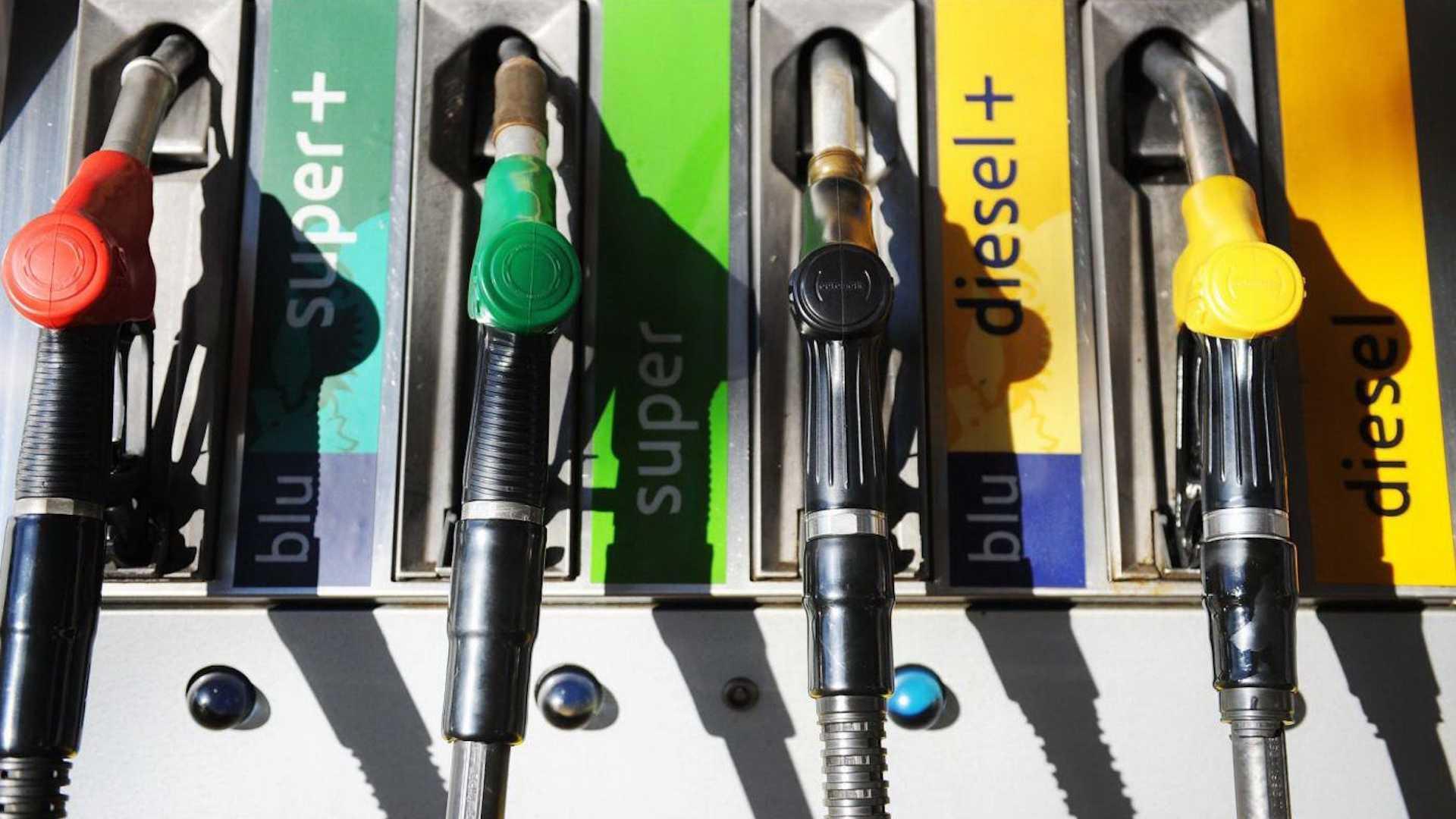 Auto ferma benzina premum