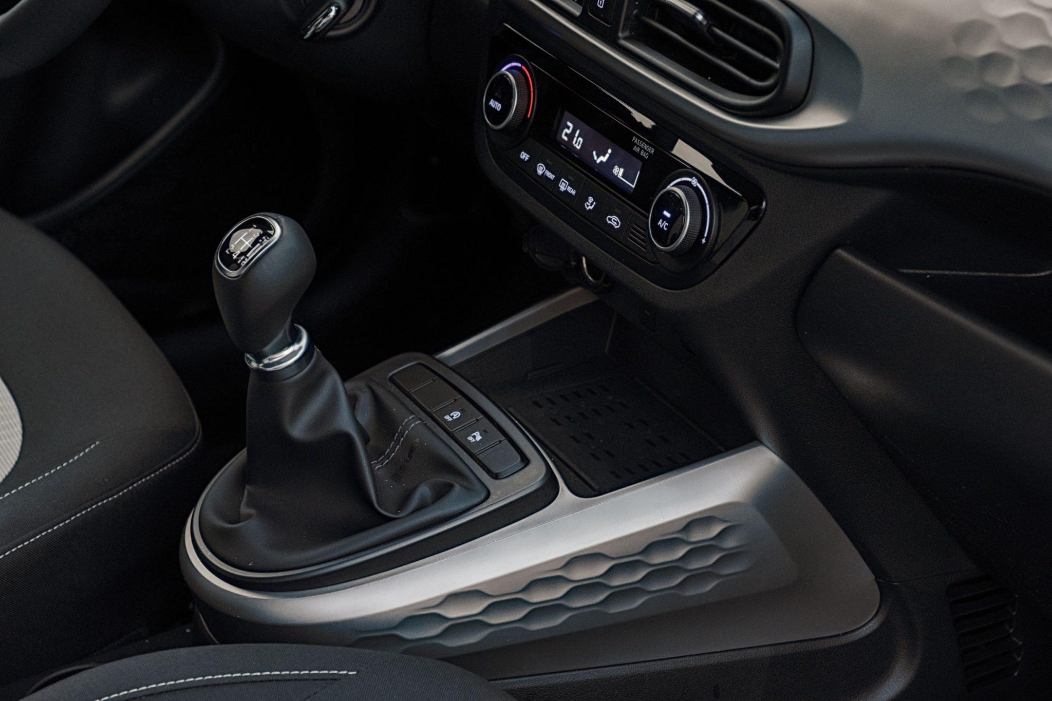 Auto più lente Hyundai i10 cambio