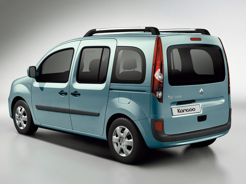 Auto più lente Renault Kangoo 2