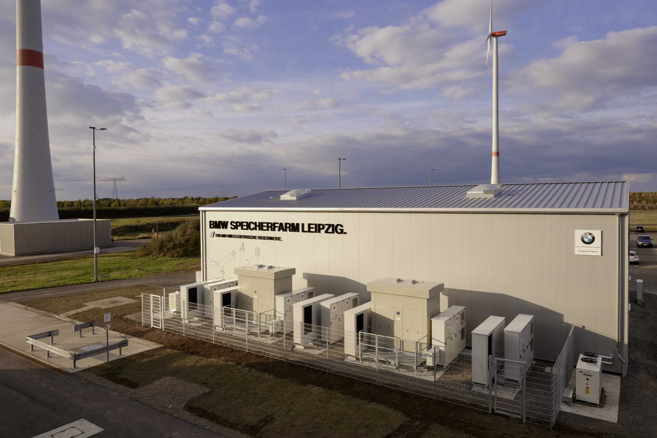 BMW Speicherfarm Leipzig