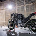 moto elettrica Kawasaki