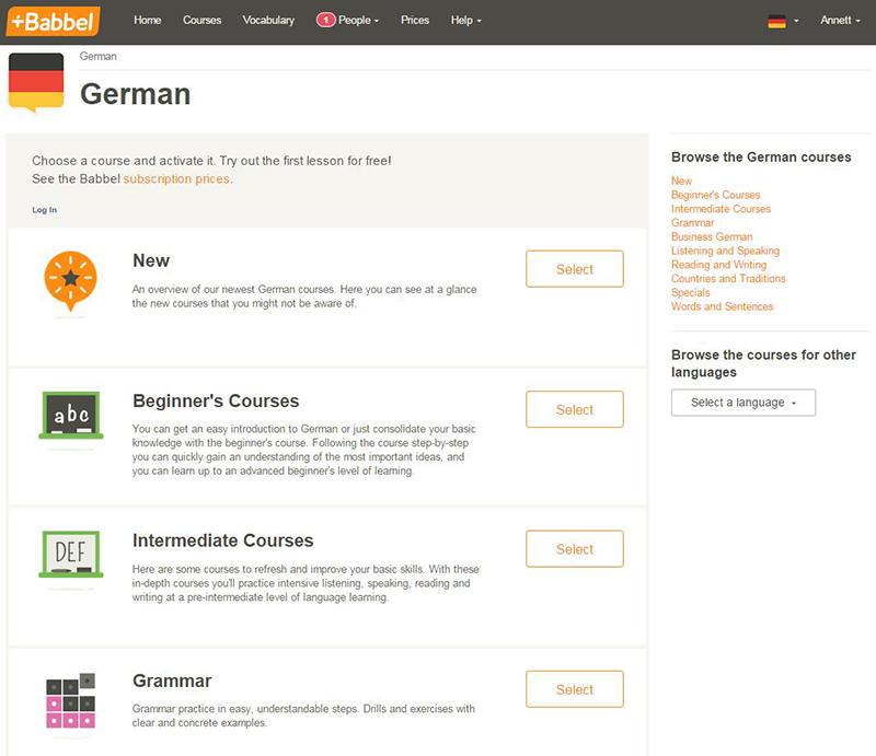 Babbel-tedesco-imparare-lingua-Tech-Princess