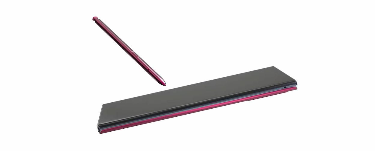 Alcune anticipazioni riguardo al prossimo Note di Samsung thumbnail
