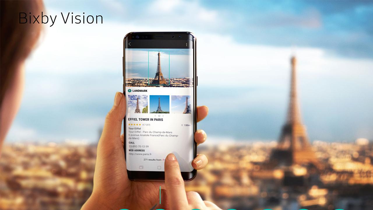 Samsung pulisce le lenti a Bixby Vision con un aggiornamento thumbnail