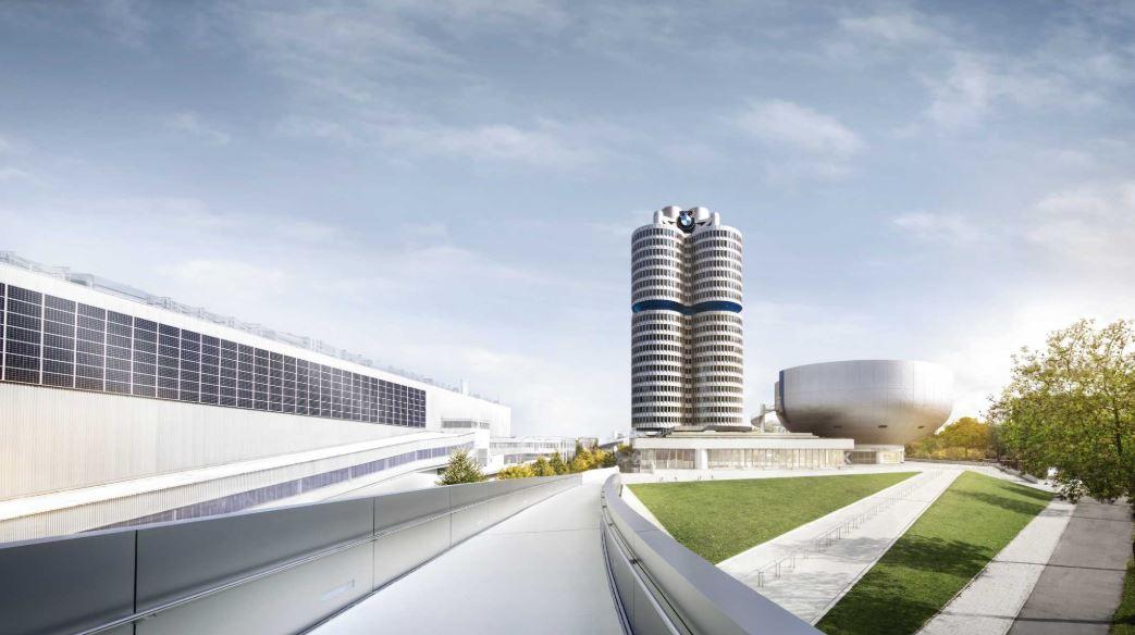BMW Group contro la pandemia da coronavirus thumbnail