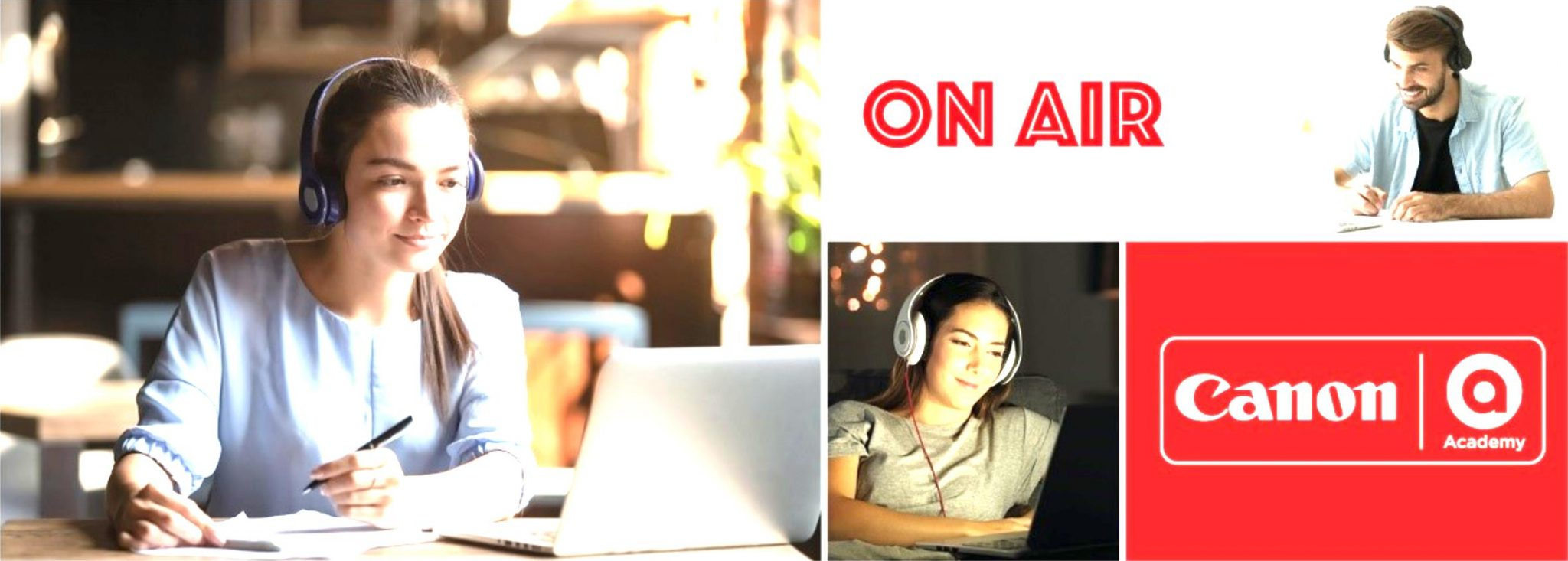 Canon Academy On Air: siamo tutti dei professionisti thumbnail