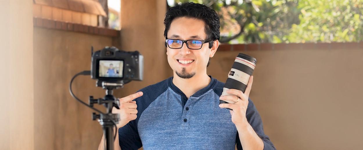 Ora puoi usare la tua Canon come webcam per le videochiamate thumbnail
