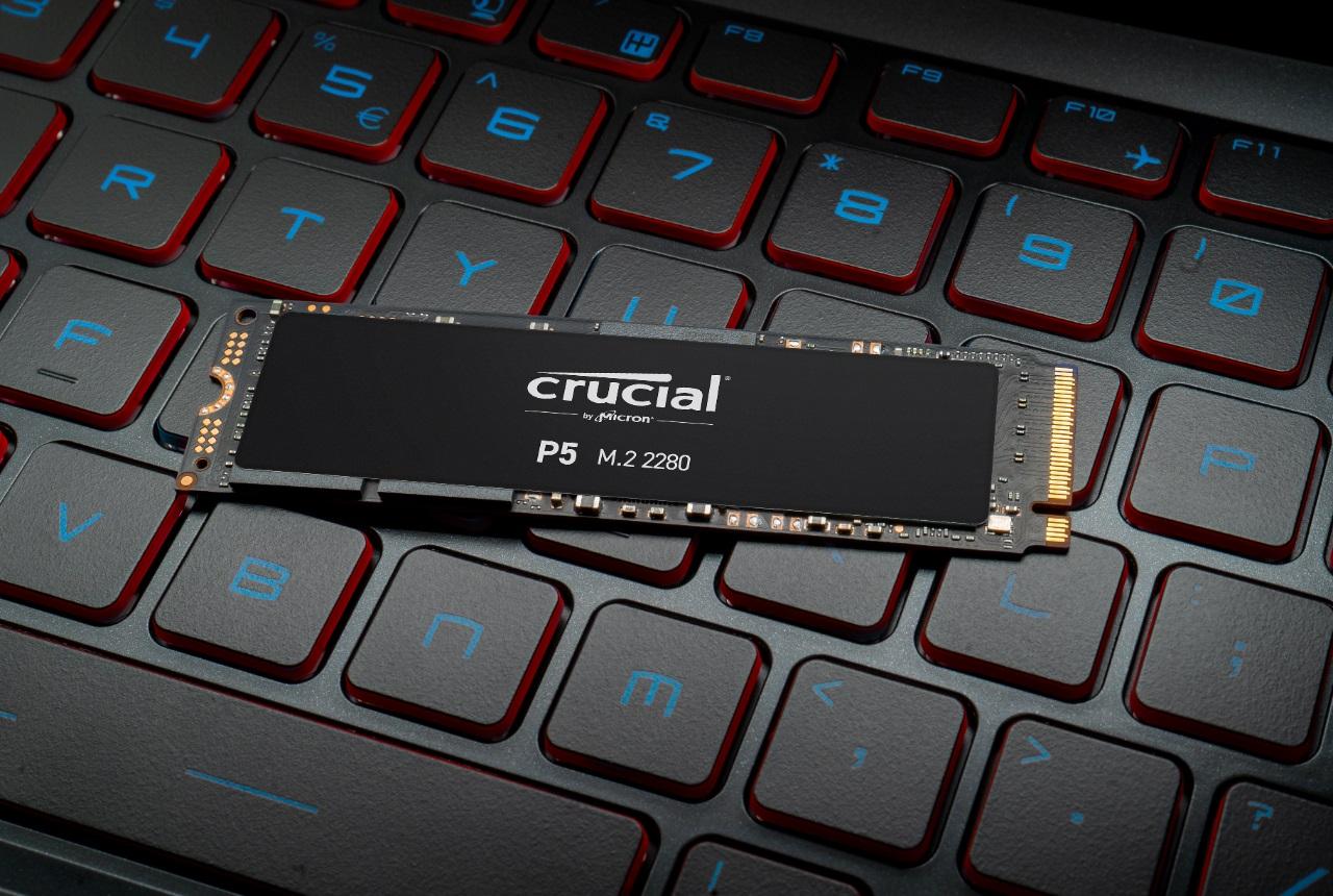 Crucial P5 e P2: nuovi SSD NVMe per alte prestazioni nei PC thumbnail
