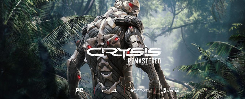Crysis ritorna in versione Remastered: pronti a sparare a qualche alieno? thumbnail