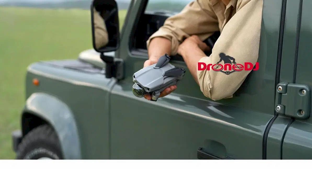 Svelato il prezzo del drone Mavic Air 2 di DJI thumbnail