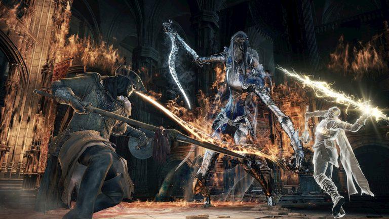 Dark Souls 3 Ring Fit Adventure