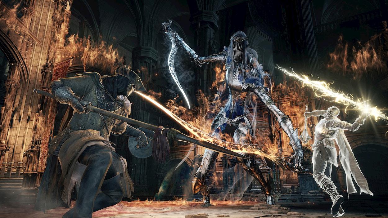 Si può battere Dark Souls 3 a colpi di Ring Fit Adventure? thumbnail