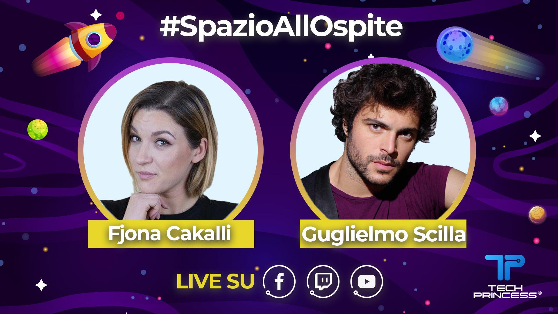 Guglielmo Scilla e famiglia: come è nata l'azienda familiare Willwoosh Srls? | Intervista #SpazioAllOspite thumbnail
