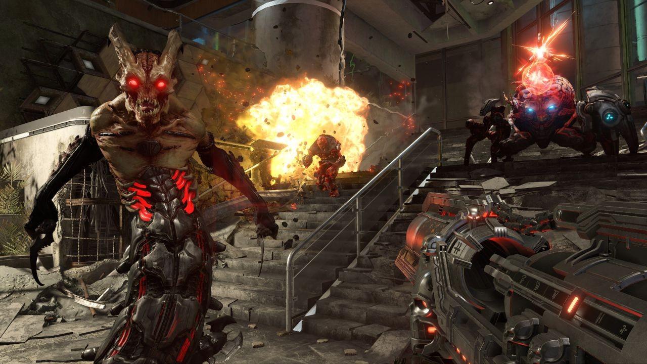 La nuova soundtrack di Doom Eternal? Il compositore Mick Gordon risponde thumbnail