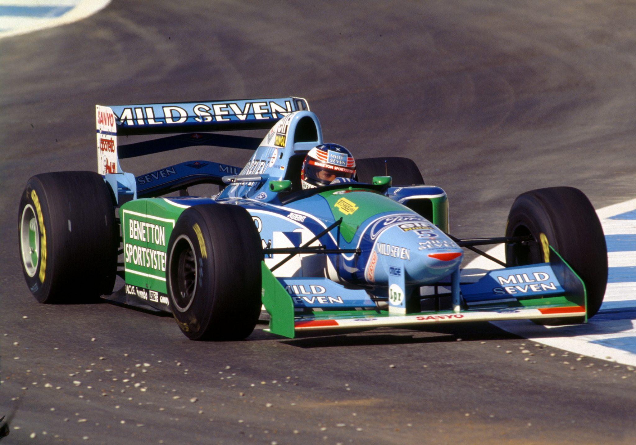 F1 2020 Benetton B194