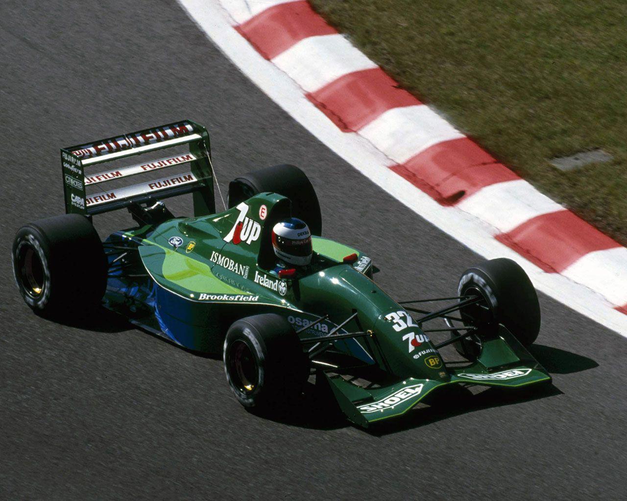F1 2020 Jordan 191