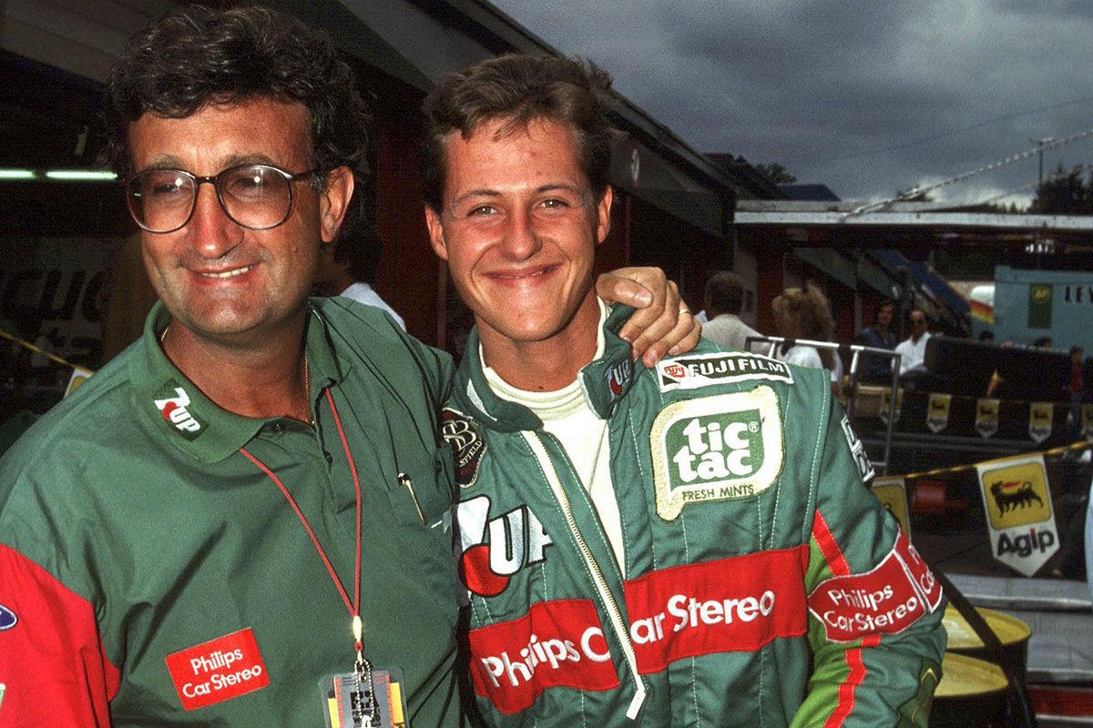 F1 2020 Schumacher nel 1991