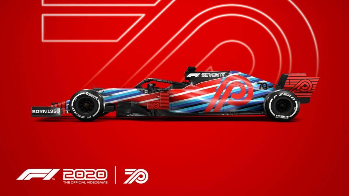 F1 2020 auto