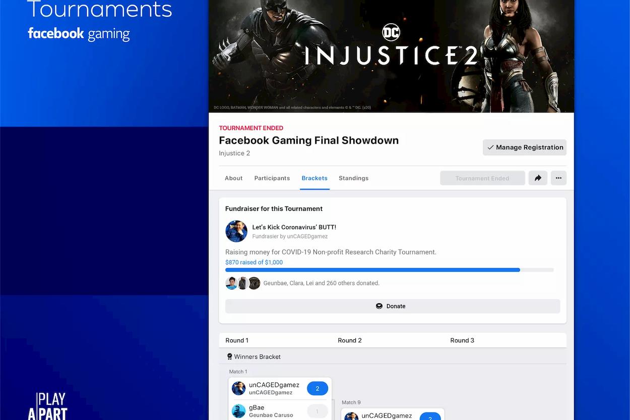 Il torneo di videogiochi si organizza su Facebook thumbnail