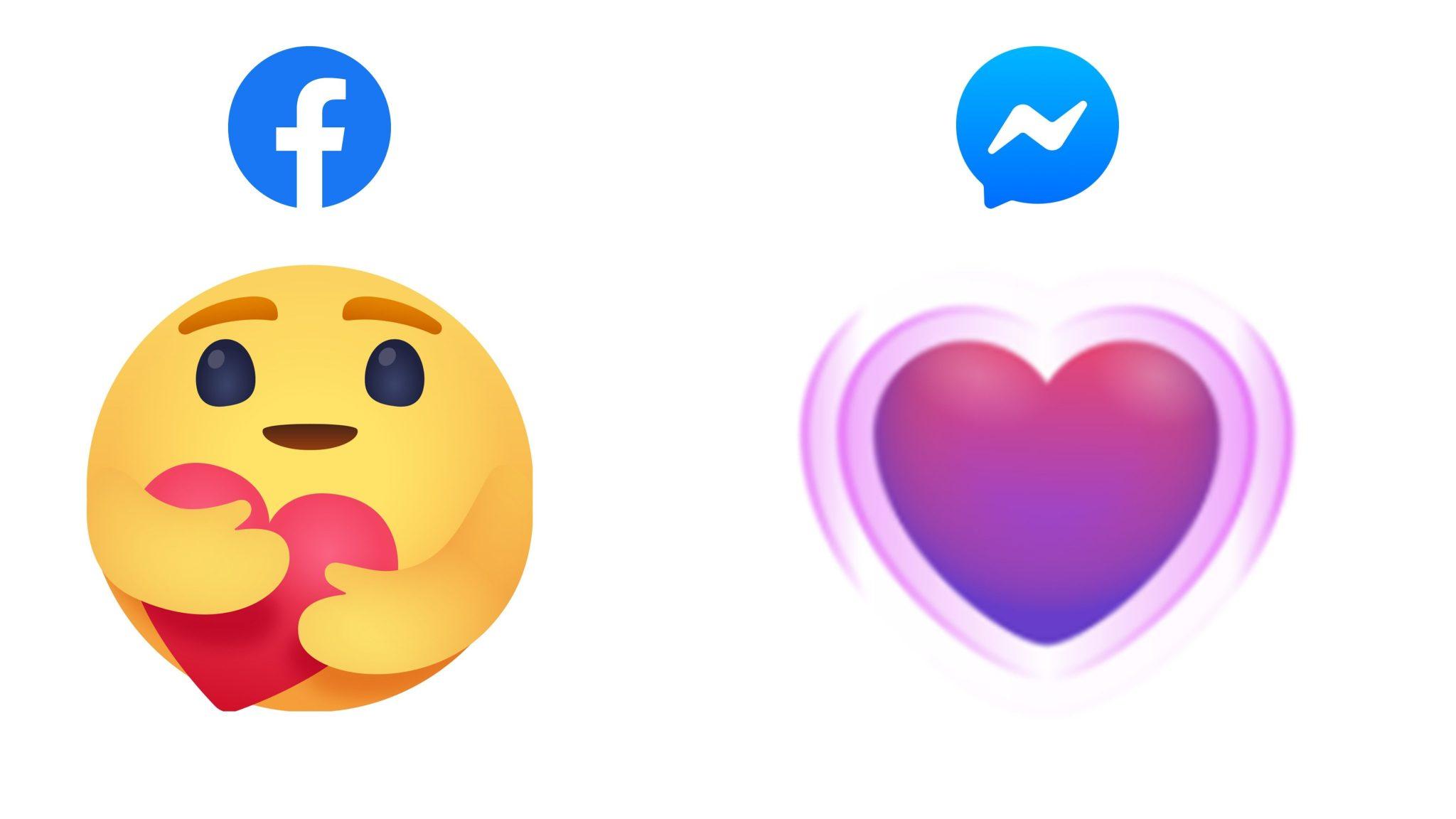Facebook aggiungerà la reazione per esprimere 'supporto' thumbnail