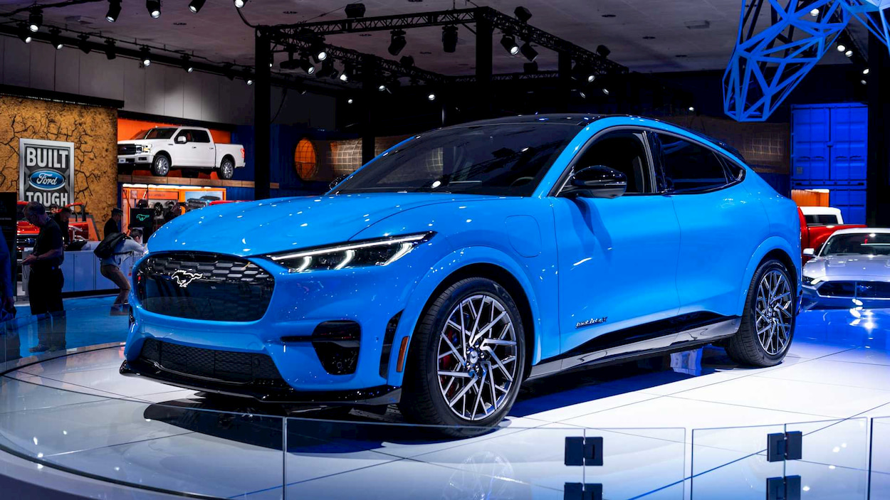 Mustang Mach-E 2021 supererà le promesse di Ford thumbnail