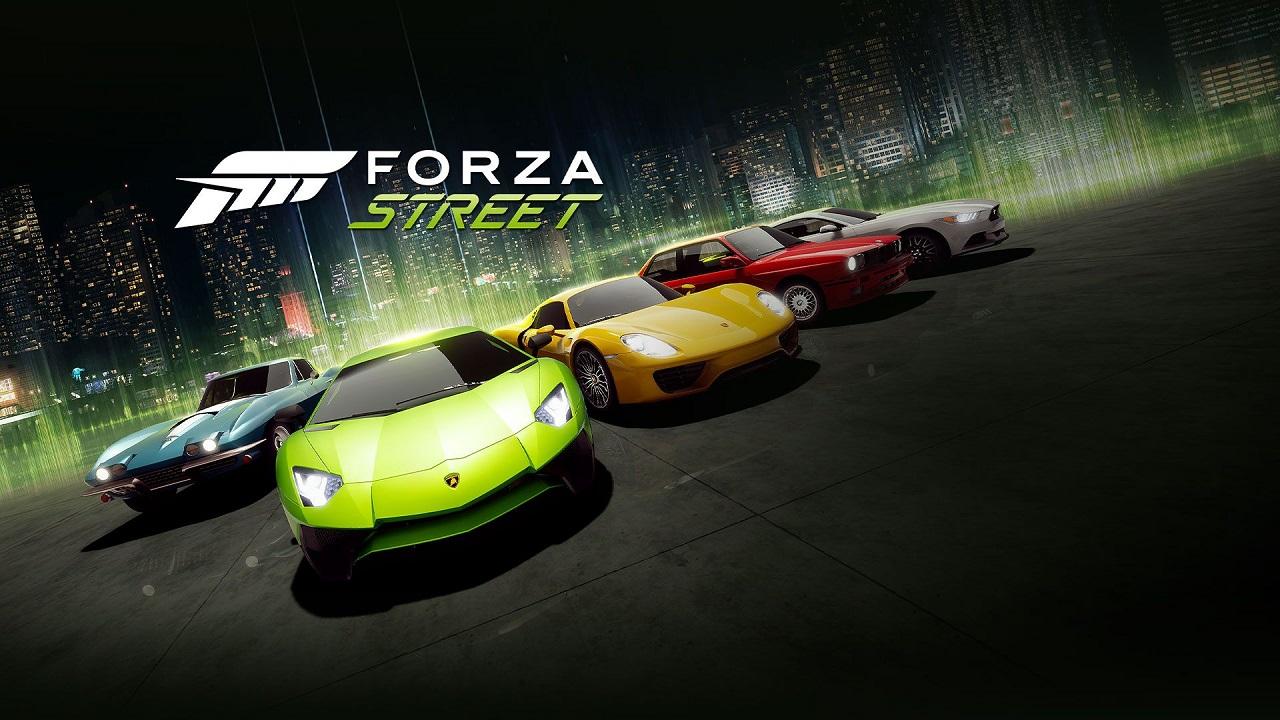 Forza Street sfreccia il mese prossimo sui dispositivi mobile thumbnail