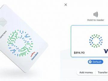 Google Card copertina