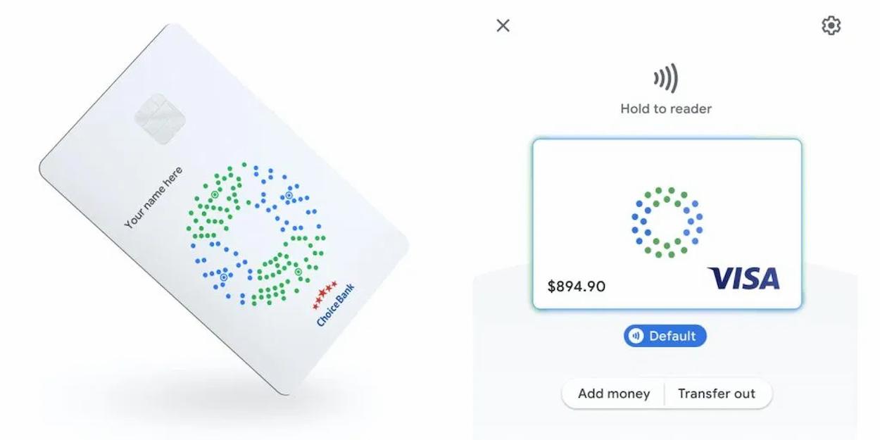 Anche Google starebbe pensando alla sua carta per i pagamenti thumbnail