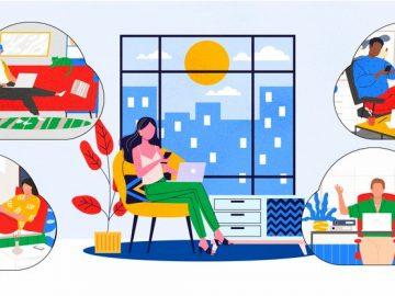 Google Meet gratis copertina