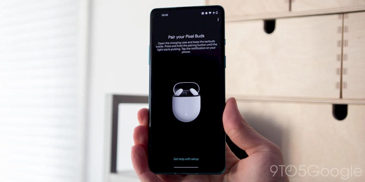 L'applicazione per le Google Pixel Buds arriva prima delle cuffie thumbnail